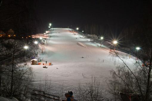 Dolomity Sportowa Dolina