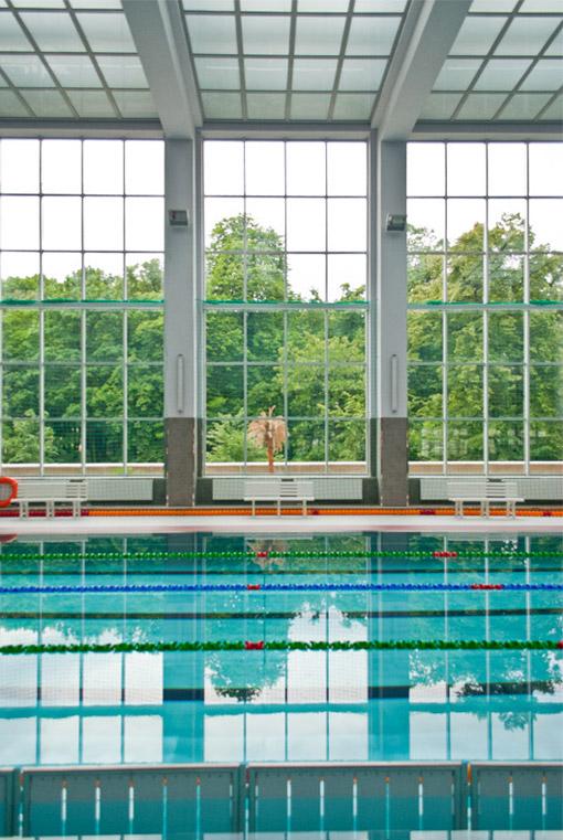 Nowy basen w Bytomiu