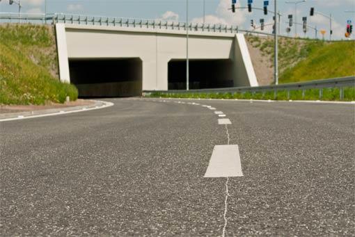Tunel w ciągu obwodnicy Bytomia