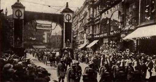 Wkroczenie Reichswehry do Bytomia
