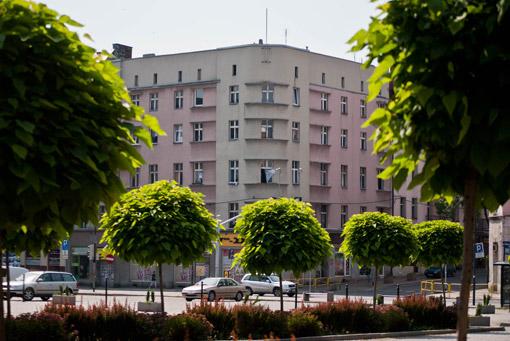 Plac Sobieskiego w Bytomiu