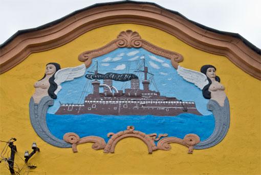 Statek na Karbiu